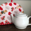 valentine's day tea pot cozy